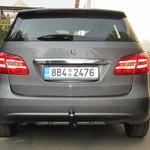 Tažné zařízení Mercedes B