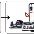 nosič na kola diamant sg2