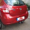 tažné zařízení Dacia Sandero 2