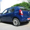 tažné zařízení Dacia Sandero