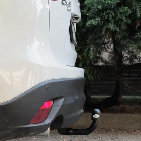 odnímatelné tažné zařízení Mazda CX5