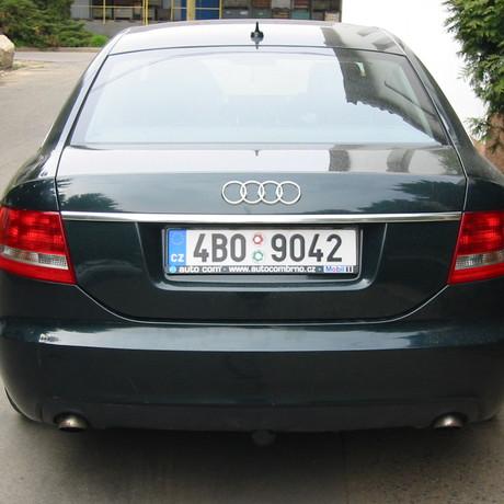 tažné zařízení Audi A6 (2)