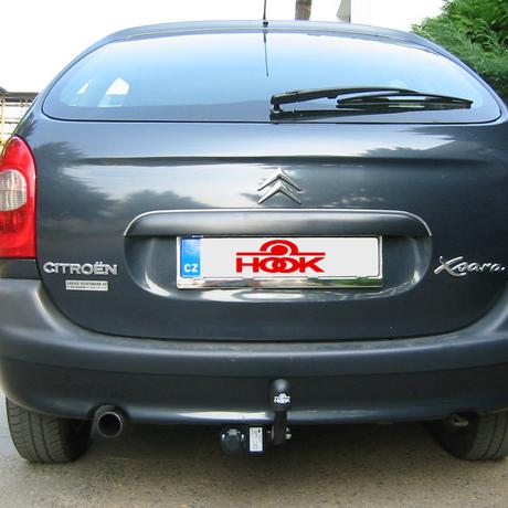 Tažné zařízení Citroën Xsara Picasso (4)