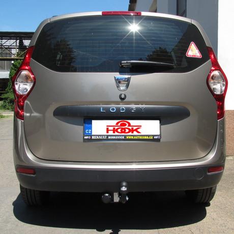 tažné zařízení Dacia Lodgy