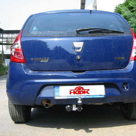 tažné zařízení Dacia Sandero 1