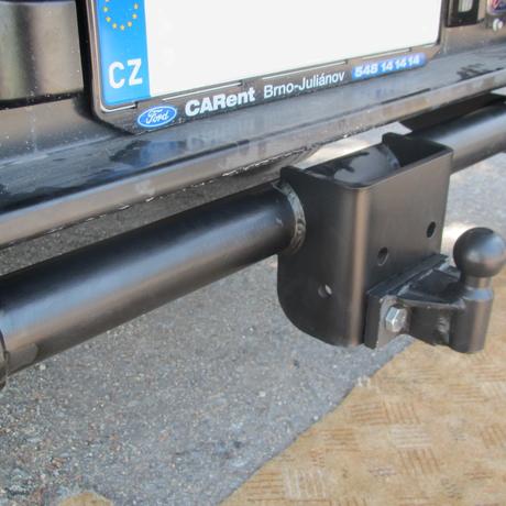 Tažné zařízení Ford Transit chassis