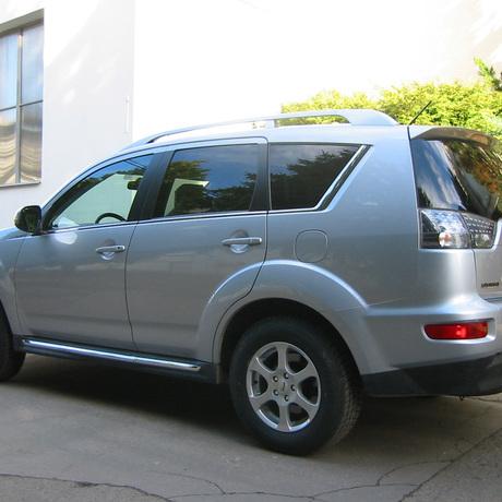 tažné zařízení Mitsubishi Outlander 2