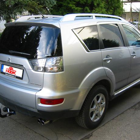 tažné zařízení Mitsubishi Outlander