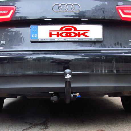 Tažné zařízení na Audi A6