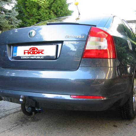 Tažné zařízení Škoda Octavia 2