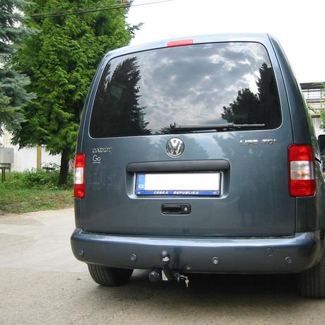 tažné zařízení VW Caddy