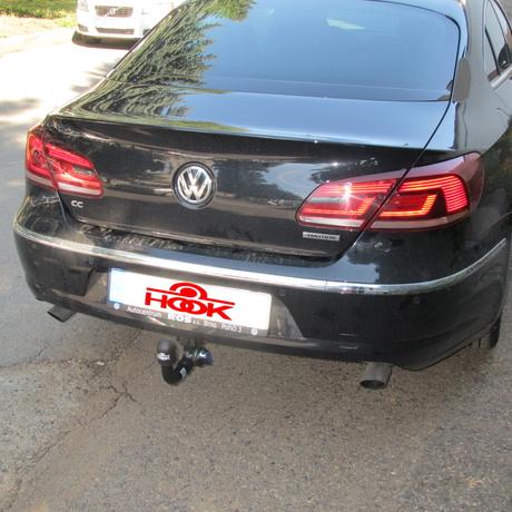 tažné zařízení VW CC
