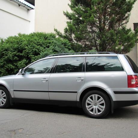 tažné zařízení VW Passat