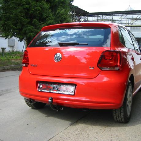 tažné zařízení VW Polo