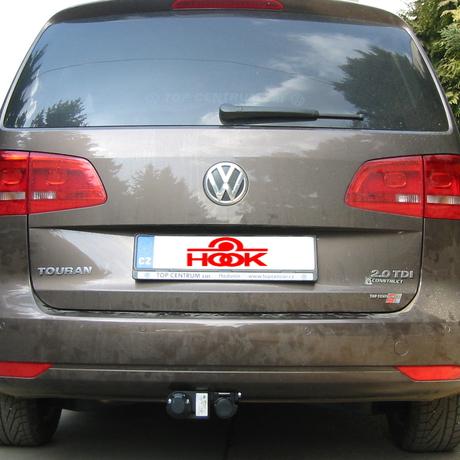 tažné zařízení VW Touran 1